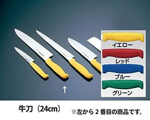 Eco Clean Tojiro color Gyuto 24cm yellow E-147Y