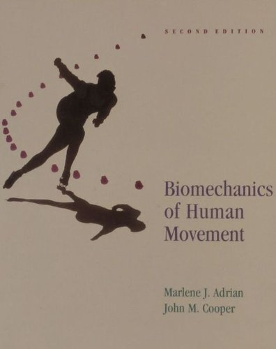 Biomechanics of Human Movement