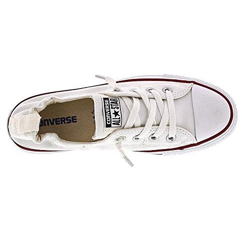 Converse Womens Chuck Taylor Shoreline White Sneaker - 9.5