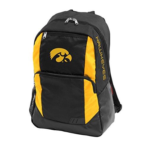 - Logo Brands NCAA Iowa Closer Backpack