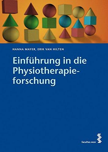 Einführung in die Physiotherapieforschung
