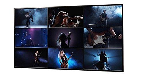 Folaida® 46 inch full HD 1080p Samsung 5.5mm led video wall for live TV station B06WP6PXP3