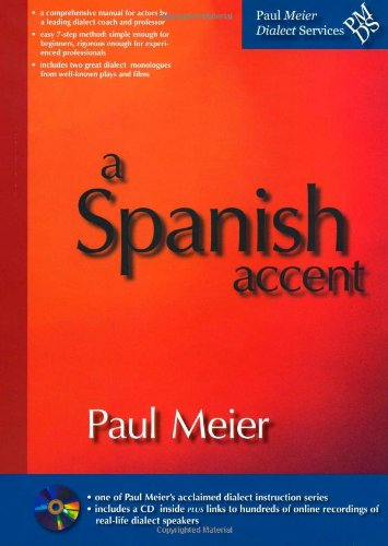 Read Online A Spanish Accent (CD included) PDF