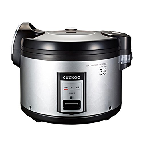 CUCKOO CR-3521B Commercial Electrical Rice Cooker 35 Persons 220V For Business Use