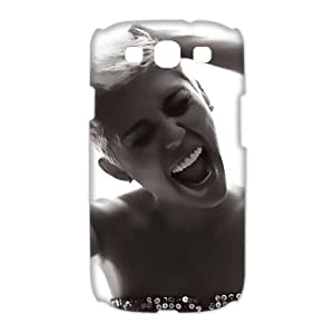 Custom Miley Cyrus Hard Back Cover Case for Samsung Galaxy S3 CL291