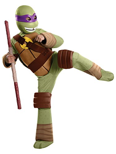 (Teenage Mutant Ninja Turtles Donatello Deluxe Boys)