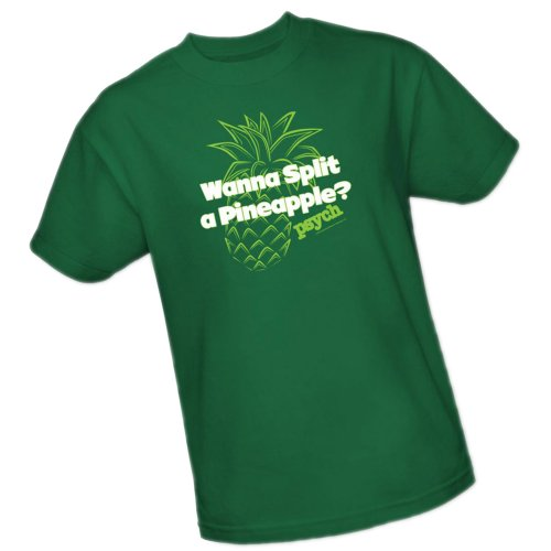 psych merchandise pineapple - 5