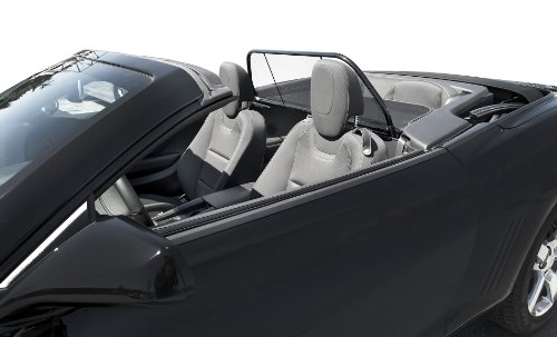 Camaro Convertible 2011 to 2015 Love The Drive Wind Deflector Also Known As: Wind Screen, Windscreen, Windstop and Wind Blocker (Camaro Convertible Parts)