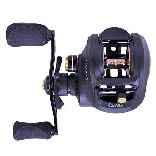 Zebco SHD200HPT, BX2 Quantum, Smoke Heavy Duty Baitcast for sale  Delivered anywhere in USA