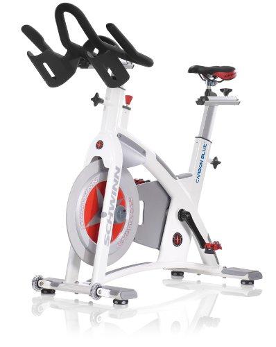 Schwinn Fitness AC PERFORMANCE PLUS with CARBON BLUE Belt Drive - Indoor Cycling Bike