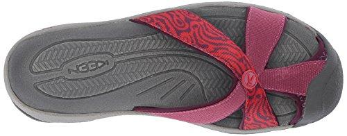 Bali Boysenberry Sandals Violet Red KEEN Women's U8qxOw1WA5