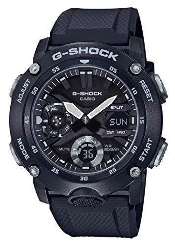 CASIO G-SHOCK GA-2000S-1AJF Series