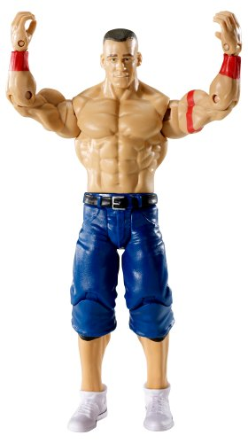 WWE John Cena Figure Signature Series by WWE