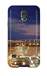 Theodore J. Smith's Shop New Style cincinnatiengals NFL Sports & Colleges newest Samsung Galaxy S5 cases 5349986K615534477