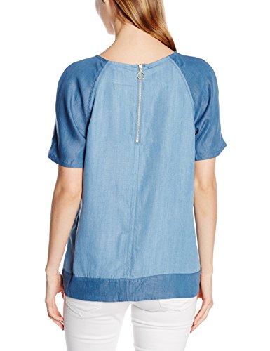 SELECTED Daria - Blusa Mujer Azul