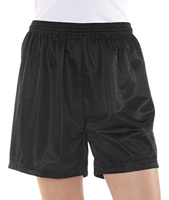 Badger - Ladies' 5'' Inseam Pro Mesh Shorts with Solid Liner - 7216