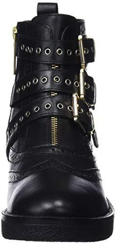 Savile Femme Venue Botines 999 Noir Pepe Jeans black 5UwqI1