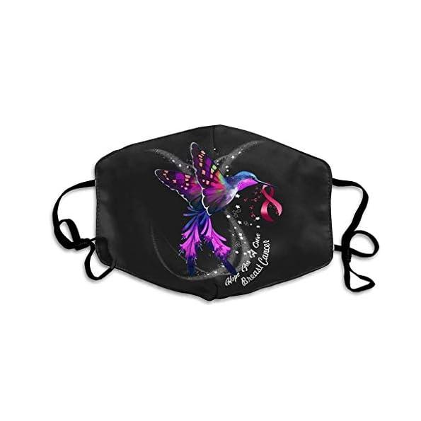 Mundschutz-Multifunktionstuch-Weltkrebstag-3D-Motiv-Maske-Waschbar-Baumwolle-Stoffmaske-Motorrad-Atmungsaktiv-Mund-Nasen-Bedeckung-Elegant-Schn-Halstuch-Schals-fr-Herren-Damen