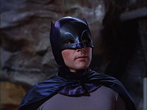 Batman makes the scenes ()