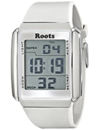 Roots Men's 1R-AT104WH1W Seymour Digital Watch