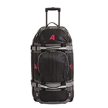 Image of Board Bags Athalon 33' Wheeled Ski Equipment Duffel Bag, Black, One Size