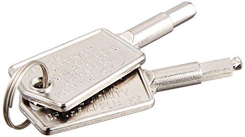 Haier RF-3898-01 Key (Lock Separate) (Hc125fvs Haier compare prices)