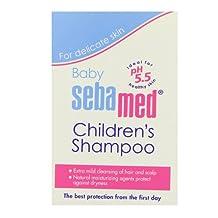 Sebamed 150ml Children's Shampoo