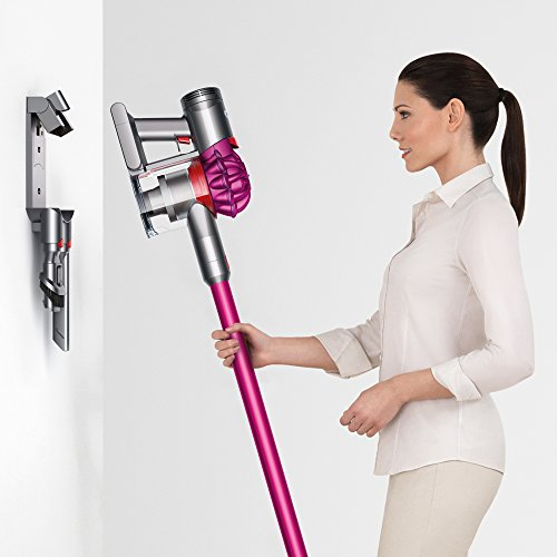 Dyson V7 Motorhead Cordless Stick Vacuum Cleaner, Fuchsia (227591-01) 5