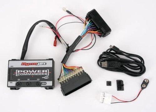 Dynojet Power Commander Usb - Dynojet Power Commander III USB for Kawasaki ZX-6R ZX6R 2003-2004