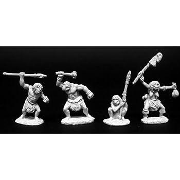 Dark Heaven Legends Reaper 03937 Jade Fire Spearmaiden