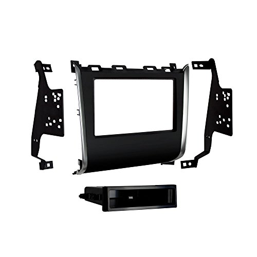 Metra 99-7626HG Single/Double DIN Dash Kit for 2013 and Niss