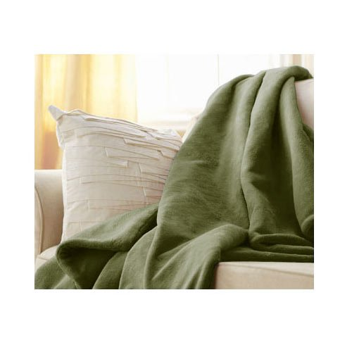 microplush throw electric heated warming