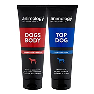 Animology Dog Shampoo and Conditioner, 250ml, Pack of 2 20