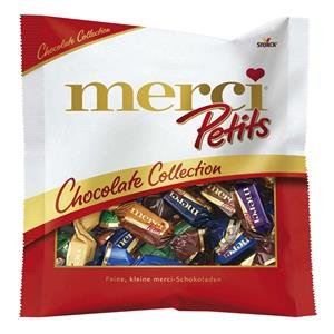 Amazon com: Merci Petits Chocolate Collection 125g  carrier
