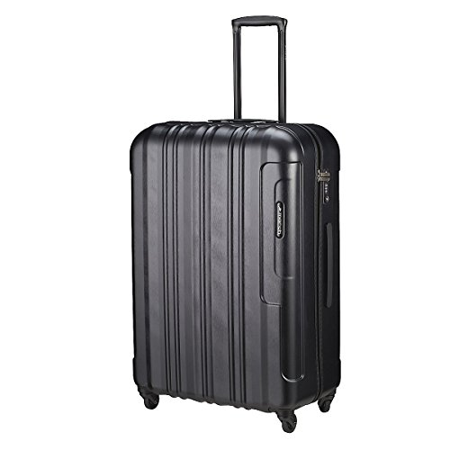 March 15 Trading Cosmopolitan 4-Rollen-Trolley 77 cm black alu