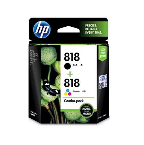 HP 818 Combo Black/Colour Ink Cartridge CN068AA
