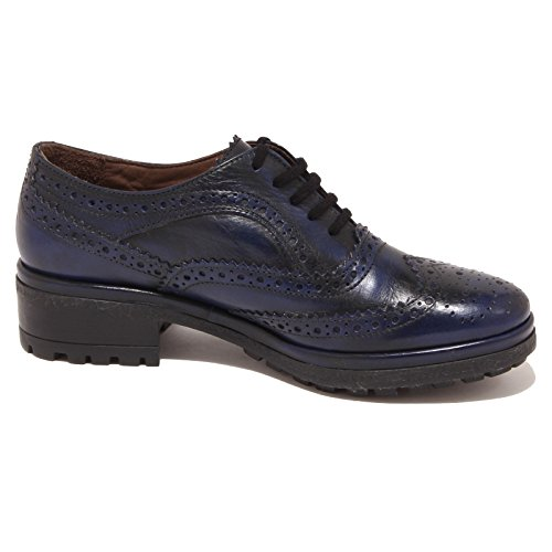 Blu Shoe Scarpa Woman all'inglese Donna Scarpa ABS 8475P Astor Sax Blu R8wz7vP5W