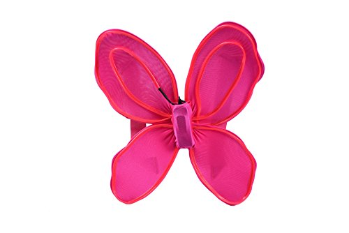 Princess Tutu Anime Costume (Light Up Pink Fairy Dance Wings)