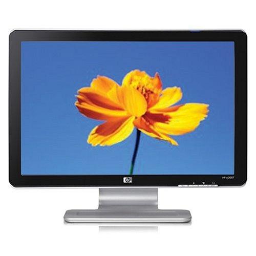 (HP W2007 20-inch Widescreen Flat Panel LCD Monitor )