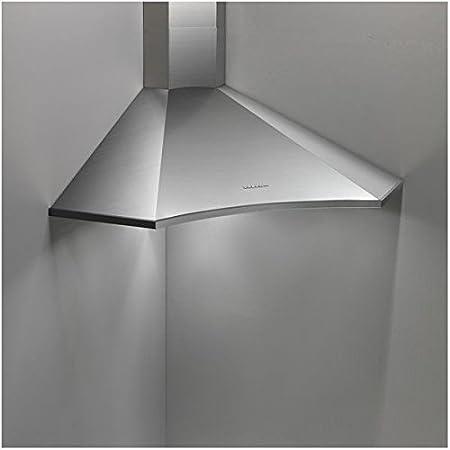 Falmec – Campana extractora con ángulo Elios acabado acero inoxidable de 100 cm: Amazon.es