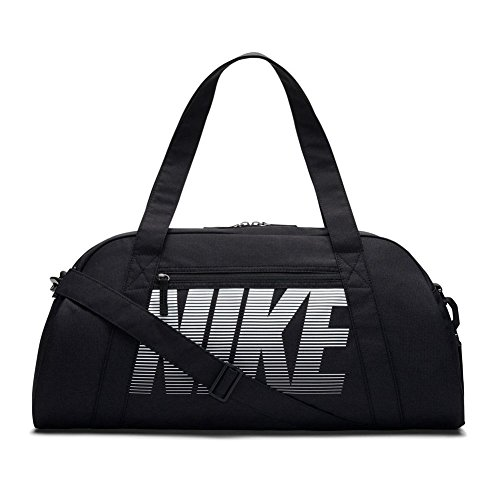 Nike Womens Gym Club Bag Black/Black/White One - Outlets Best Orlando
