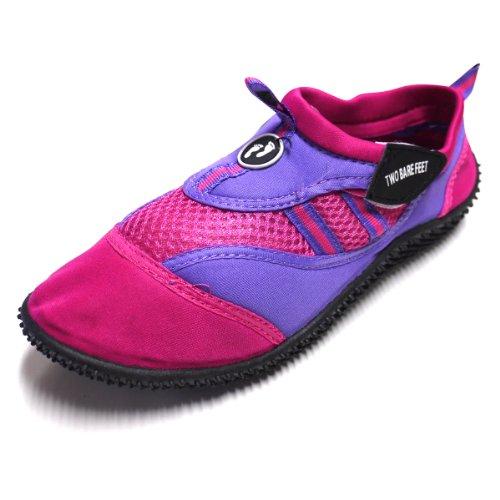Lilas Néoprène Chaussures Aqua Enfants Chaussures Chaussures D'eau Enfants Framboise Néoprène Aqua Humides Chaussures D'eau Humides ZUqW6Tq4