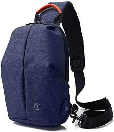 Mesonoda Sling Bag Crossbody Backpack Travel Shoulder Chest Daypack