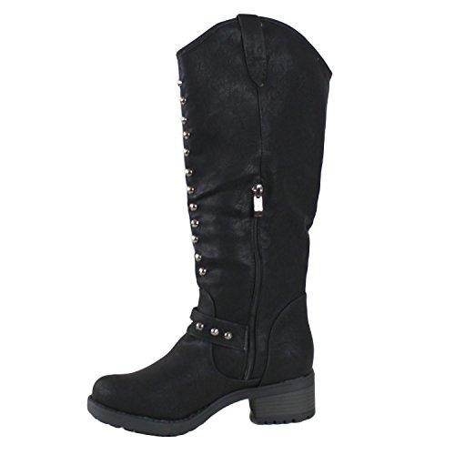 Noir Kebello Stiefel Stiefel 08264 08264 08264 Noir Kebello Kebello Stiefel Noir Noir Noir Noir fCXqw70