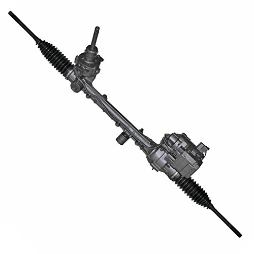 Detroit Axle - Remanufactured Electronic Steering Rack and Pinion Assembly For 2012 2013 2014 2015 2016 2017 Ford Focus