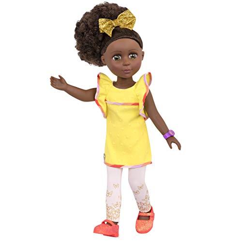 Glitter Girls Dolls by Battat – Nelly 14″ Poseable Fashion Doll – Dolls for Girls Age 3 & Up