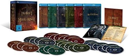 Mittelerde Extended Edition als exklusive Sammleredition (exklusiv bei Amazon.de) [Blu-ray]