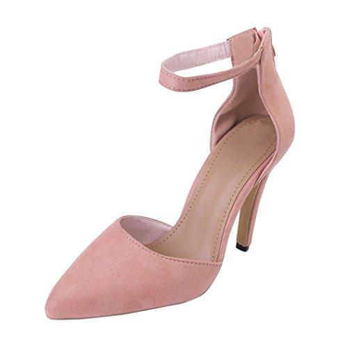 Autumn Rose Mariage Escarpins Heel Chaussures High Hiver Overdose Talons Sexy Hauts en Femme Soirée à Suédine 8q84pwZ
