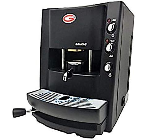 Grimac - Maquina de café para cápsulas de papel (monodosis ESE ...
