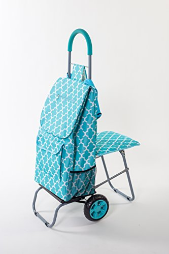 trolley-dolly-with-seat-moroccan-tile-shopping-grocery-foldable-cart-tailgate